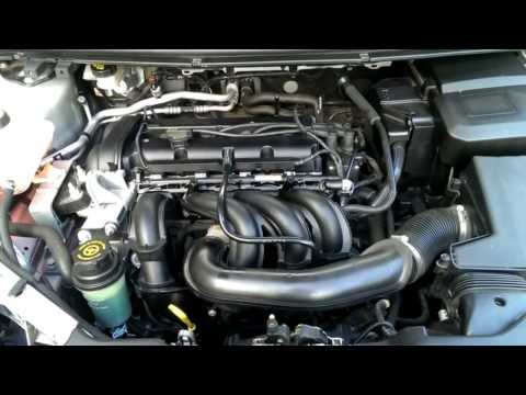Ford Focus 1.6 Zetec Engine.