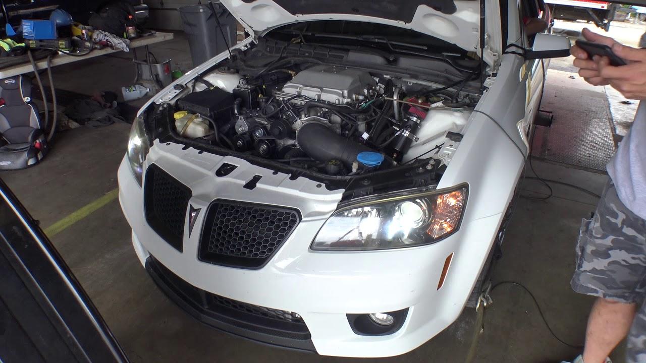 LSA G8 GT