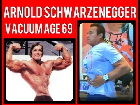arnold schwarzenegger VACUUM AND RIBCAGE EXPANSION age 69 ...