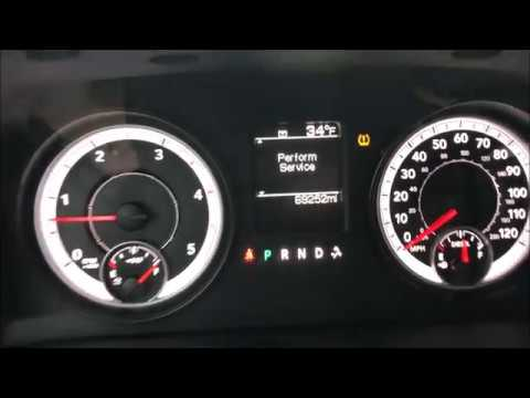 [EQHS_1162]  Reset the Perform Service Message on a Ram 6.7L Cummins - YouTube | 2017 Dodge Dielsel Fuel Filter Warning Light |  | YouTube