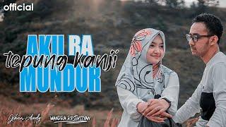 Download lagu AKU RA MUNDUR (TEPUNG KANJI) - Wandra x Jihan Audy | OFFICIAL MV
