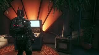 Batman: Arkham Knight - New Game Plus (Batman Beyond Skin) Xbox One Part 40