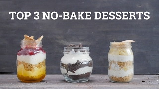 Top 3 no-bake desserts [BA Recipes]