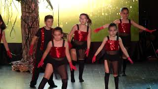 Aytunç Bentürk D.A yıl sonu gösterileri 2017 Kids Modern Jazz 1. Sınıflar Onur Keser