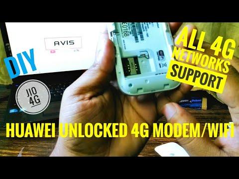 Huawei Unlocked 4g MIFI | Hotspot creator | Unboxing and Review | Avis