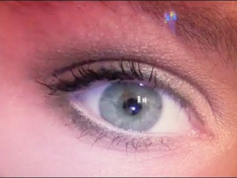 simple everyday eye makeup tutorial  youtube