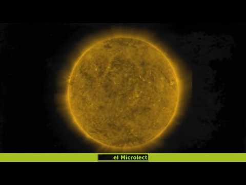 IMÁGENES DE LA NASA REVELAN QUE EL SOL SE QUEDA SIN MANCHAS