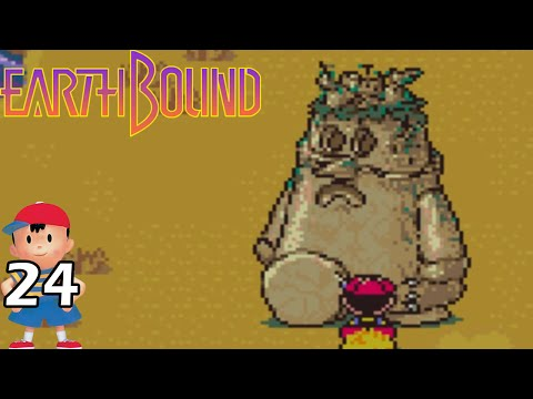 Earthbound - Episode 24: The Manliest Dungeon Around