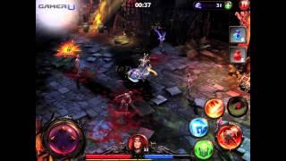 Eternity Warrior 3 - Parer les Attaques Avec le Guerrier