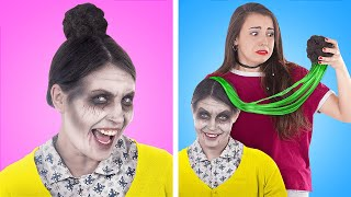 What If Your Granny Is а Zombie? 12 Zombie Pranks and Ideas