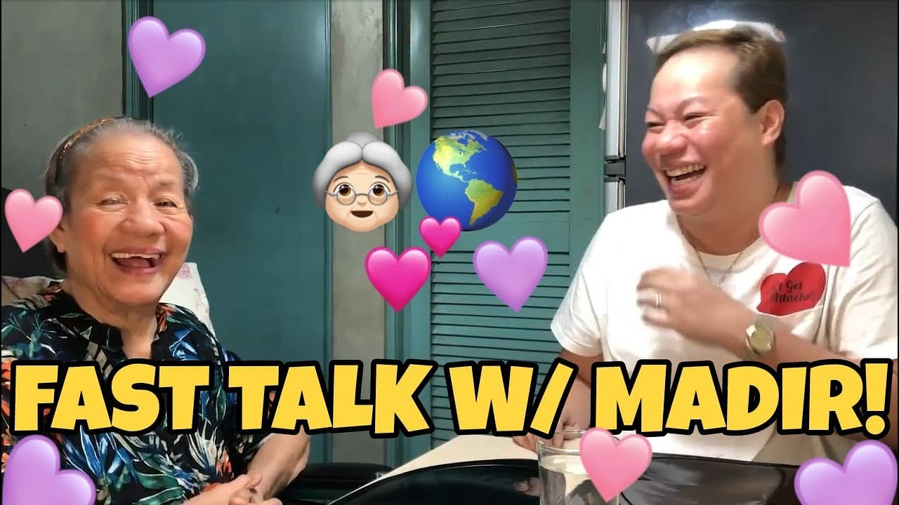 FAST TALK WITH MY DIVINE MOTHER | DIVINE TETAY