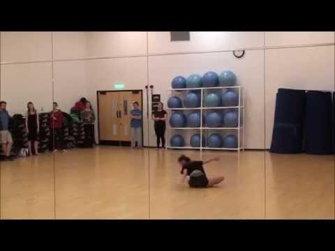 Madilyn Bailey - Human (Christina Perri Acoustic Cover) Choreography