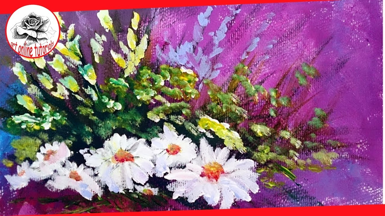 Paint Hydrangeas Fast and Easy - Pamela Groppe Art
