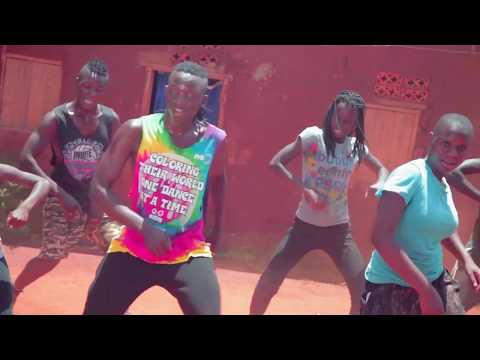 Komole [Eddy Kenzo] - Ibra Buwembo ft. OneLife music[Official Dance video]