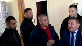 Сутичка у приміщенні житомирської ОДА (у відео нецензурна лексика)