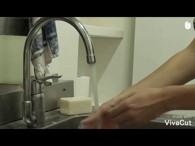 Como lavar as mãos de forma ideal ? Assista!