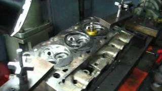 3 angle valve job with Neway cutter heads in one pass!.wmv