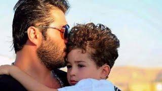 وائل جسار لأنك ابني 😍 يزن السيد والنه يعرب ♡ مافي اغلا من الولد