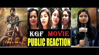KGF movie public review | First Day First Show Review | Yash | Srinidhi