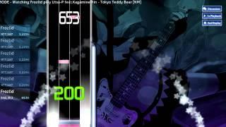 [osu!mania] Utsu-P feat.Kagamine Rin - Tokyo Teddy Bear [NM]