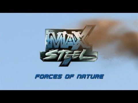 Max Steel Forces Of Nature HD