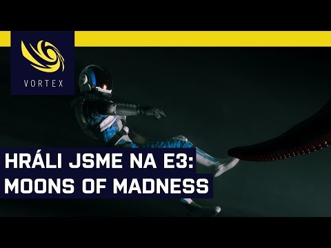 E3 dojmy: Moons of Madness. Zahráli jsme si lovecraftovský sci-fi horor, který nás vezme až na Mars