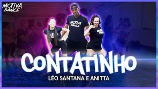 Baixar Contatinho - Léo Santana, Anitta | Motiva Dance (Coreografia)