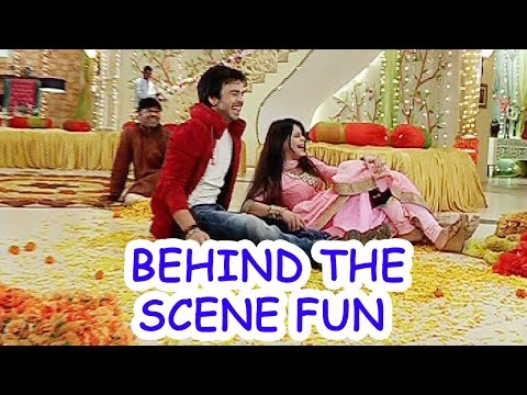 Bihaan and Thapki's fun moments