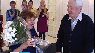 Надежда и Виктор Лупины отметили Бриллиантовую свадьбу в Петрозаводске
