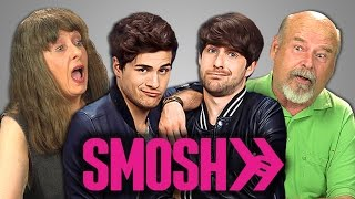 ELDERS REACT TO SMOSH