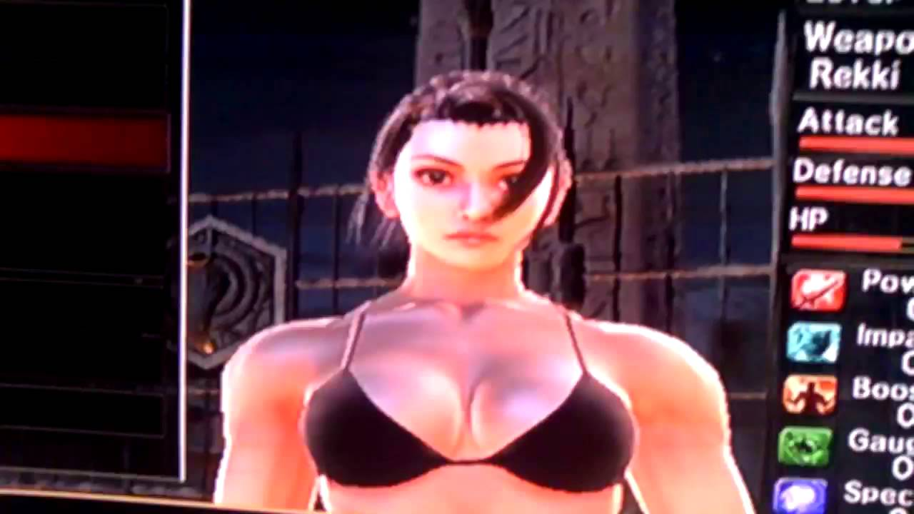nude soul glitch 4 calibur