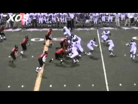 Victor Davis - Safety - Rosenberg, Texas - Terry High School