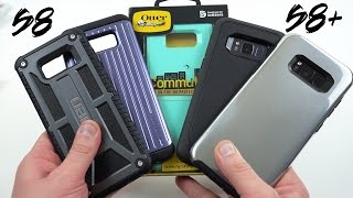 Galaxy S8: My Favorite Drop Protection Cases May 2017 (Otterbox Giveaway)