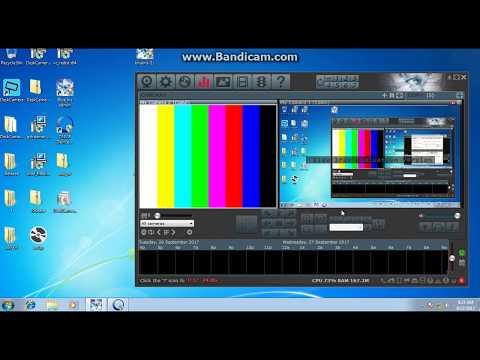 Use DeskCamera with Blue Iris via RTSP