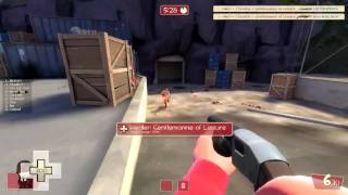 Team Fortress 2 - Soldier [GAMEPLAY]