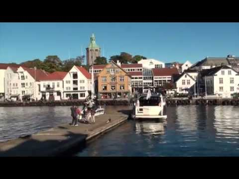 ExpatFamilyVlogs - video tour of Stavanger, Norway.
