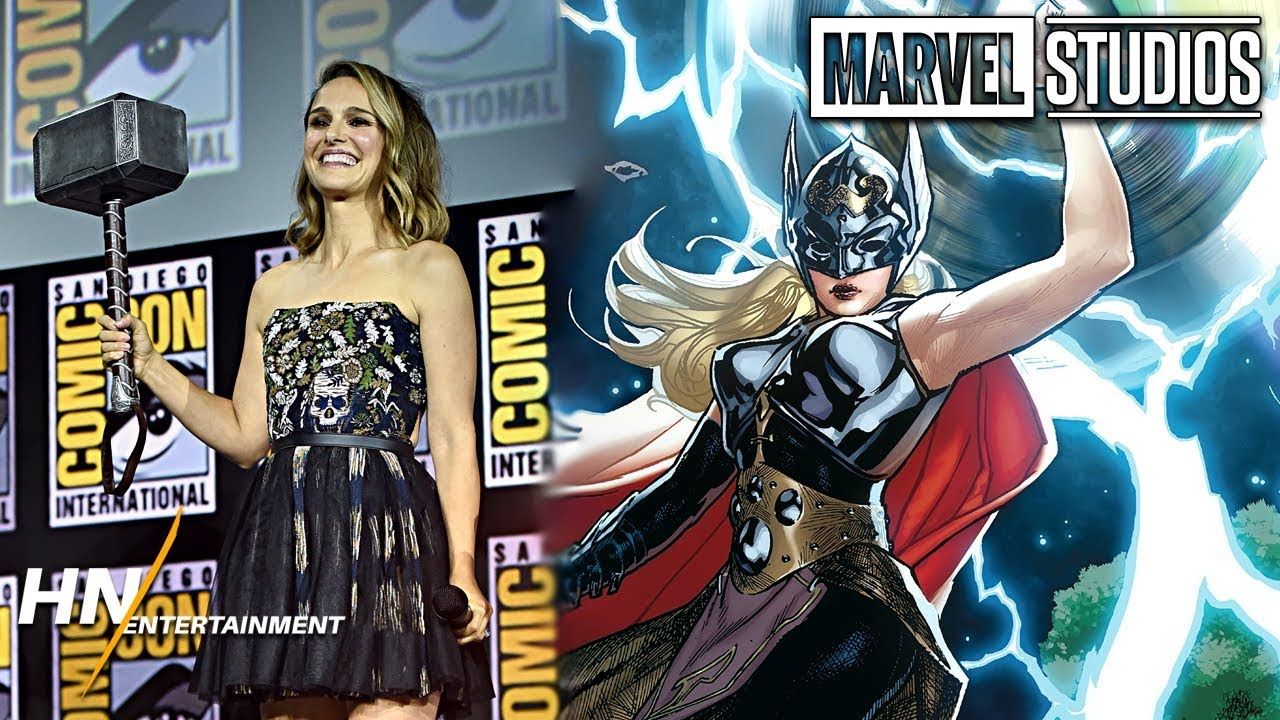 Jane Foster As Thor Explained Thor Love And Thunder
