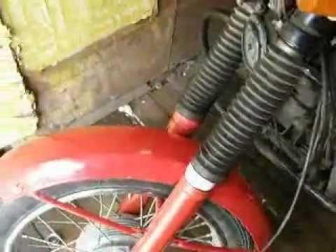 Схемы мотоцикла УРАЛ - Отечественные мотоциклы, описание