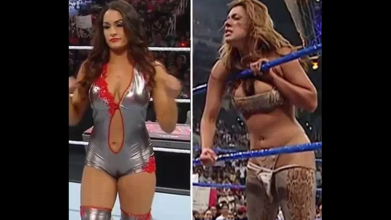 nude women of wwe