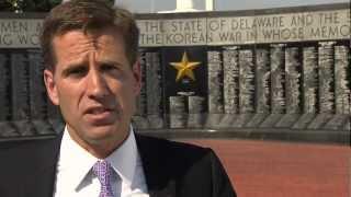 Voices of War - Delaware Attorney General Beau Biden