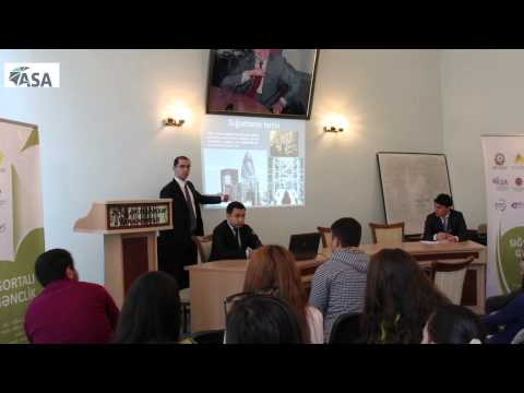 Sığortalı Gənclik (Bakı Gənclər Debat Forumu – Payız 2014) - Foto Slaydı