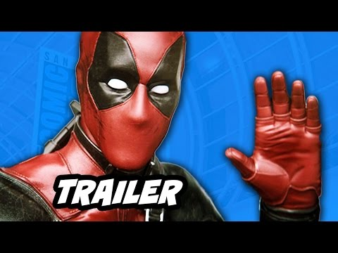 Deadpool Trailer Review Ryan Reynolds Kicks Ass