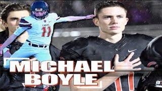 Michael Boyle '17 : Camas High  (WA) Senior Year Highlights