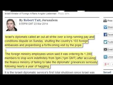 Israel Shuts Down All Its Embassies Worldwide  Can You Smell What's Cooking    YouTube
