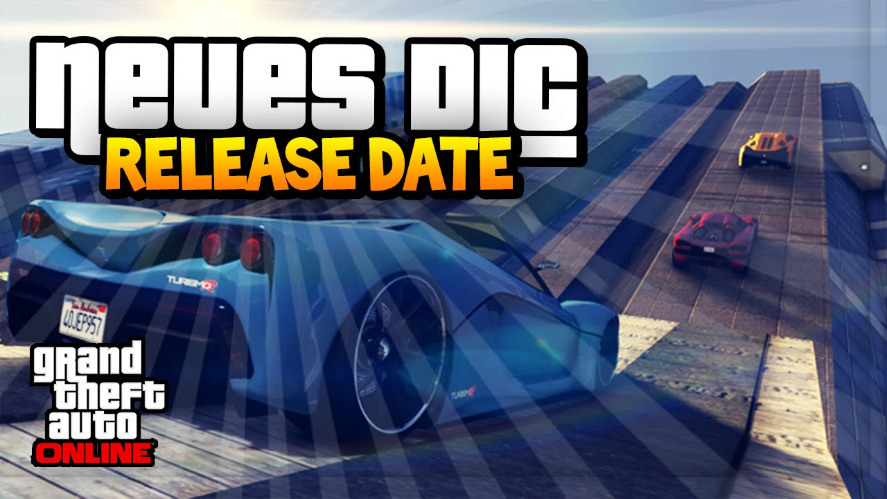 Gta v online release date
