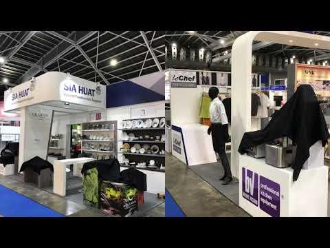 Sia Huat FHA 2018 Preparations