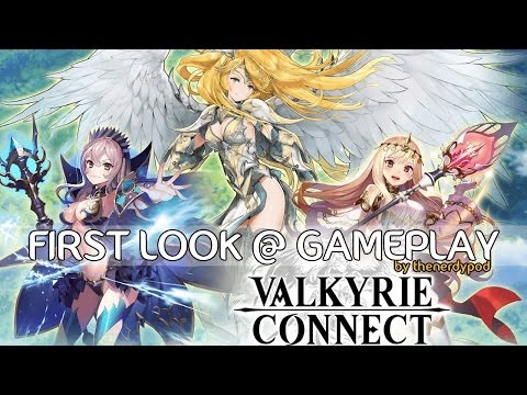 First Look @ Valkyrie Connect by Ateam INC 1-2【Android/IOS
