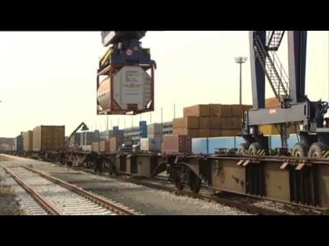 Demonstrating Intermodal Containerised Transport In North-West Europe