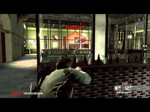 Let's Play Splinter Cell Conviction (HD) PART 3 - Mission 2/ Die Festung 2/2