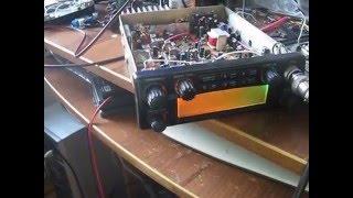 Dragon 485+ ремонт переключения каналов и режима АМ.